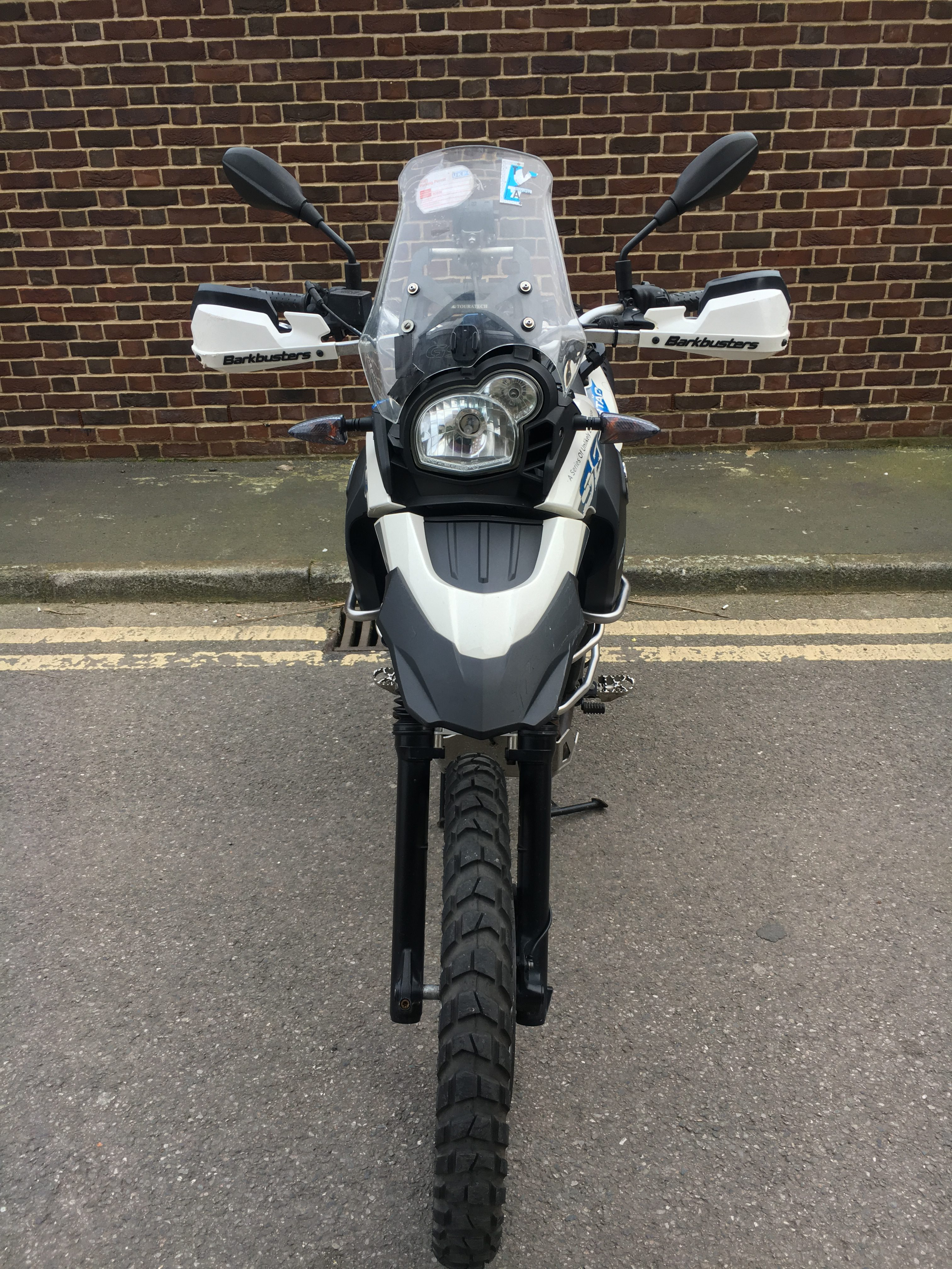 For Sale Bmw G650 Gs Sertao London Uk Horizons Unlimited The Hubb